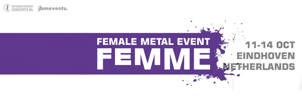 Femme announces full line up