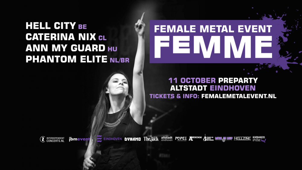 Femme announces line up for the pre party